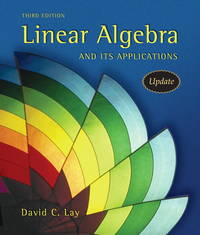 image of Linear Algebra and Its Applications, 3rd Updated Edition (Book & CD-ROM)