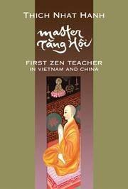 Master Tang Hoi: First Zen Teacher in Vietnam and China