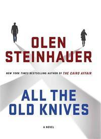 image of All The Old Knives (Wheeler Publishing Large Print Hardcover)