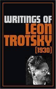 Writings Of Leon Trotsky