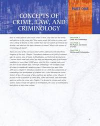 image of Criminology: Theories, Patterns, and Typologies (Tenth Edition)