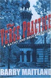 The Verge Practice: A Kathy and Brock Mystery (Kathy and Brock Mysteries)