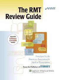 AAMT RMT Review Guide (NO PLAN TO REPRINT OR REVISE)