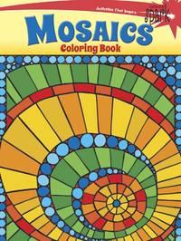 MOSAICS: Spark Coloring Book (O)
