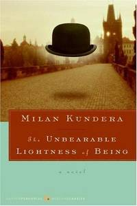 image of UNBEARABLE LIGHTNESS OF BEING