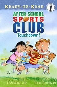 After-School Sports Club Touchdown!