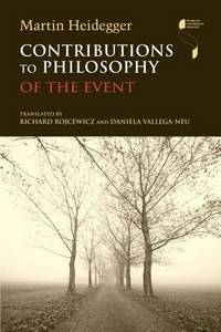 image of Contributions to Philosophy (Of the Event) (Studies in Continental Thought)