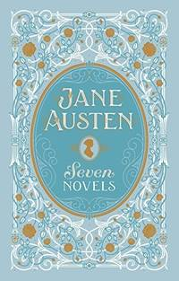 image of Jane Austen: Seven Novels (Barnes & Noble Leatherbound Classic Collection)