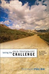 Taking the Old Testament Challenge by  Judson Poling - Paperback - 2936th - 2003-05-01 - from Must Love Books (SKU: 190319-C5-MB-0043)