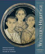image of The Western Heritage: Volume A (9th Edition)