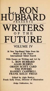L. Ron Hubbard Presents Writers of the Future, Vol. IV