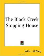 image of The Black Creek Stopping House