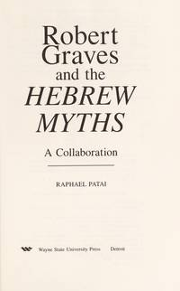 Robert Graves and The Hebrew Myths