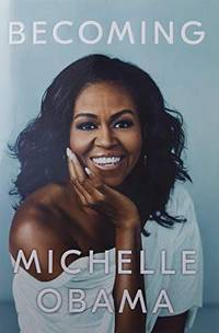 Becoming by Obama Michelle - from BookVistas (SKU: ADARSH-9780241334140)