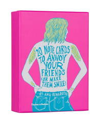 20 Note Cards to Annoy Your Friends (Or Make Them Smile)