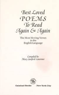 Best Loved Poems To Read Again and Again