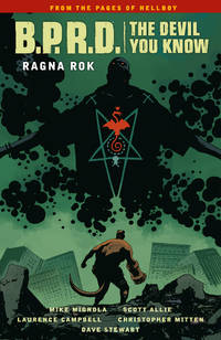 B.P.R.D.: The Devil You Know Volume 3-Ragna Rok