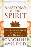 image of Anatomy of the Spirit: The Seven Stages of Power and Healing