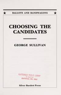 Choosing the Candidates