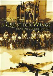 A QUEST FOR WINGS -  From Tail Gunner to Pilot