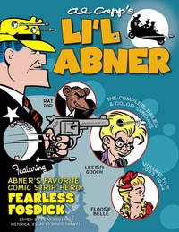 image of Li'l Abner: The Complete Dailies and Color Sundays, Vol. 5: 1943?1944