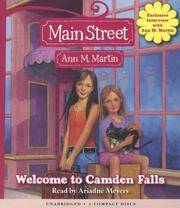 Main Street: Welcome to Camden Falls Book 1 by Ann M. Martin - [ Edition: First ] - from BookHolders and Biblio.com