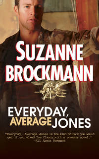 Everyday, Average Jones (Tall, Dark & Dangerous, Book 4)