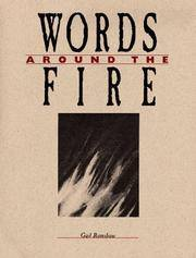 Words Around the Fire: Reflections on the Scriptures of the Easter Vigil by Gail Ramshaw - Paperback - 1990 - from ThatBookGuy and Biblio.com