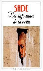 Les Infortunes De La Vertu (French Edition)