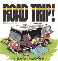 Road Trip!: Zits Sketchbook #7