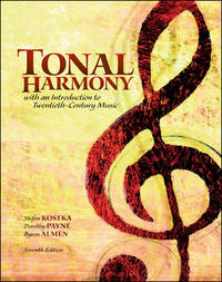 Tonal Harmony: With and Introduction to Twentieth-century Music
