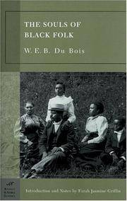 The Souls of Black Folk (Barnes & Noble Classics Series)