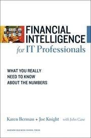 Financial Intelligence for IT Professionals