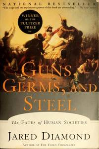 image of Guns, Germs, And Steel: The Fates Of Human Societies (Turtleback School_Library Binding Edition)