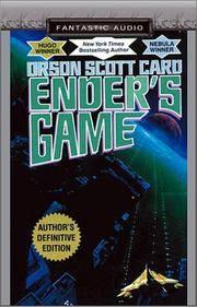 image of Ender's Game (Ender Wiggin Saga)