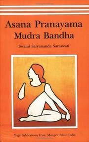Asana Pranayama Mudra Bandha2008 Fourth Revised Edition