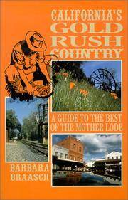 California's Gold Rush Country