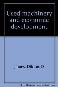 Used Machinery and Economic Development