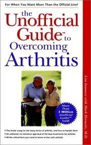 The Unofficial Guide? to Overcoming Arthritis (Unofficial Guides)
