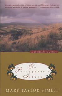 On Persephone's Island A Sicilian Journal