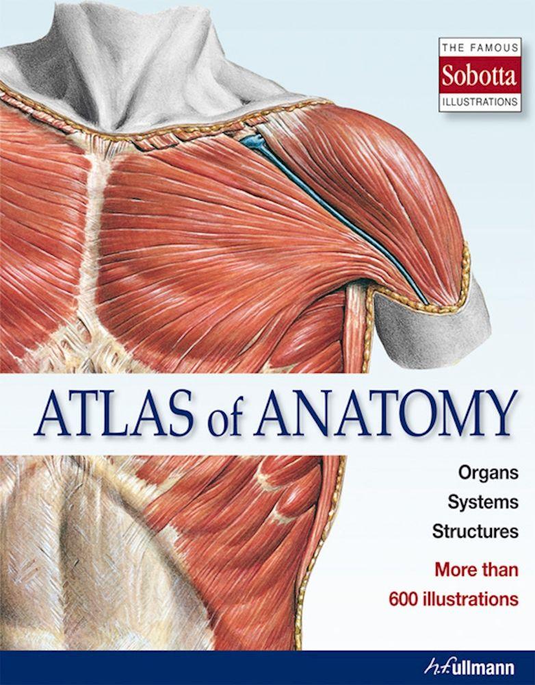 9783848009145 Atlas Of Anatomy The Human Body Described In 13