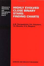 Highly Evolved Close Binary Stars: Finding Charts
