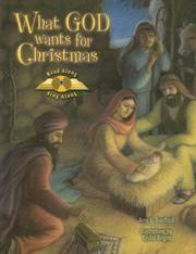 What God Wants for Christmas: Read Along, Sing Along [With CD] by Bradford, Amy L