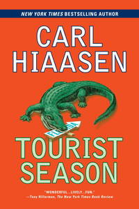 image of Tourist Season: A Suspense Thriller