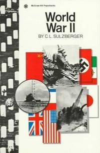 WORLD WAR II by  C.l Sulzberger - Paperback - 1970 - from Folded Corner Books (SKU: 005648)