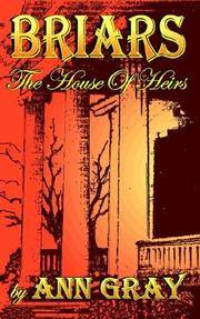 Briars (Signed Copy): The House of Heirs