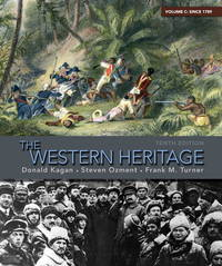 image of The Western Heritage: Volume C (since 1789)