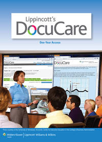 LWW DocuCare Six-Month Access plus Smeltzer 12e Handbook Package