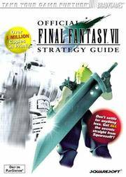 image of Final Fantasy VII Official Guide