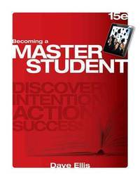 image of Becoming a Master Student